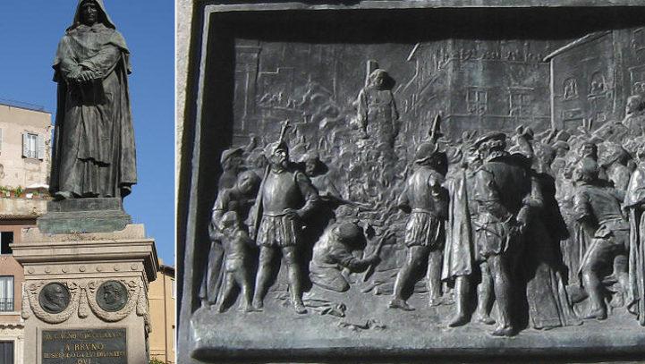Democrația și Giordano Bruno: ai dreptul să-i agresezi pe alții pentru că ei știu ce tu nu știi și nu știi că nu știi?