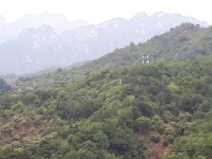 Marele Zid Chinezesc si Orasul Interzis