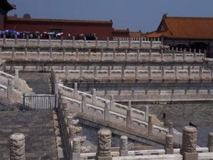 Orașul Interzis și Piața Tiananmen