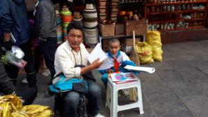 Echilibru între muncă și familie: un tată tibetan
