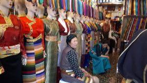 Comerț în Tibet