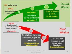 Growth mindset, cum antrenam mintea flexibila