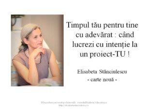 proiectul-TU, dezvoltare personala, profesionala, familiala, societala, metoda Elisabeta Stanciulescua